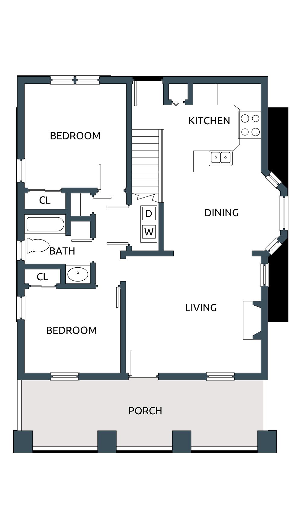 1 Sth Floor