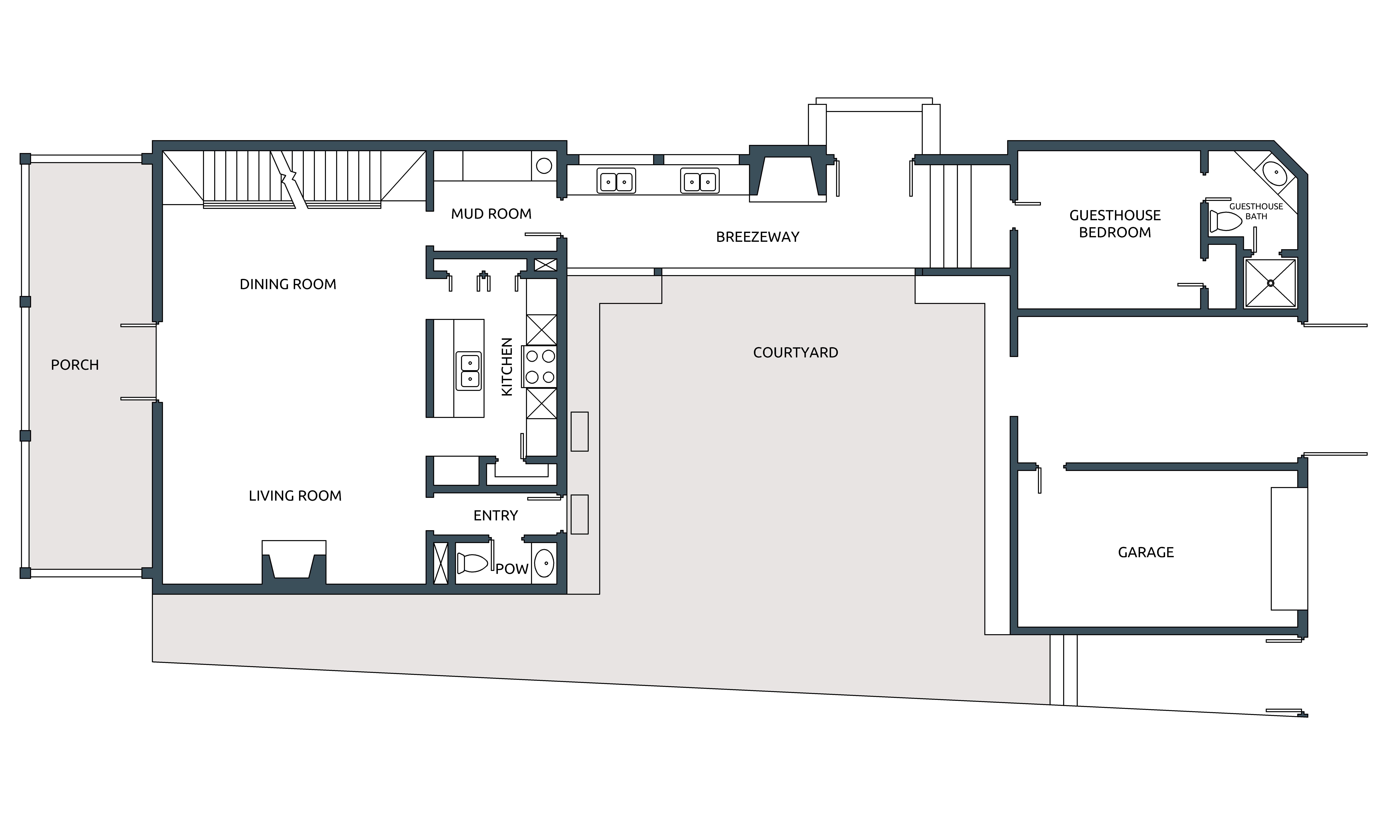 House Plans Coastal: coastal living floor plans